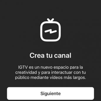 Instagram: Canal de TV