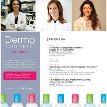 Dermofarmacia en vivo Sevilla