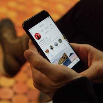 Cómo enviar mensajes por Instagram