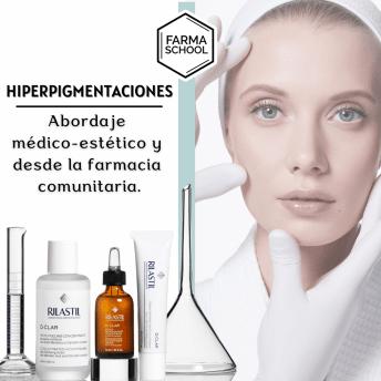 Hiperpigmentaciones. Abordaje médico-estético y desde la farmacia comunitaria.
