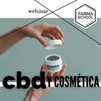 Webinar CBD en cosmética