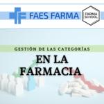 Gestión de las categorías en la farmacia